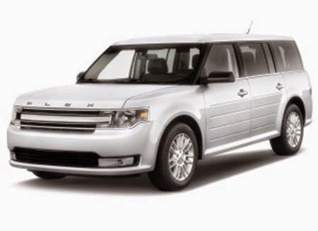 2014 Ford Flex Ecoboost Reviews