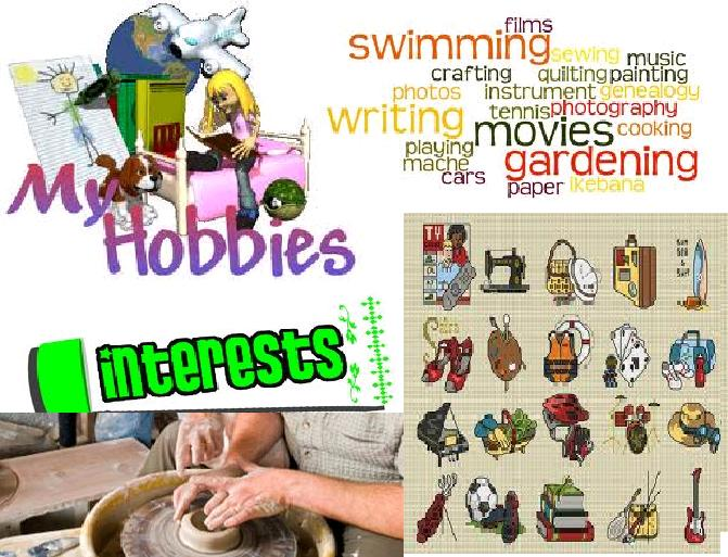 interests and hobbies to put on a resumes