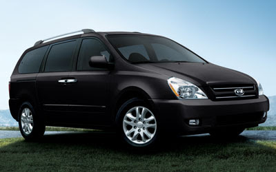The Best Of Automotive  2011 KIA Sedona Best and High Performance