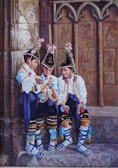 Niños de Morella