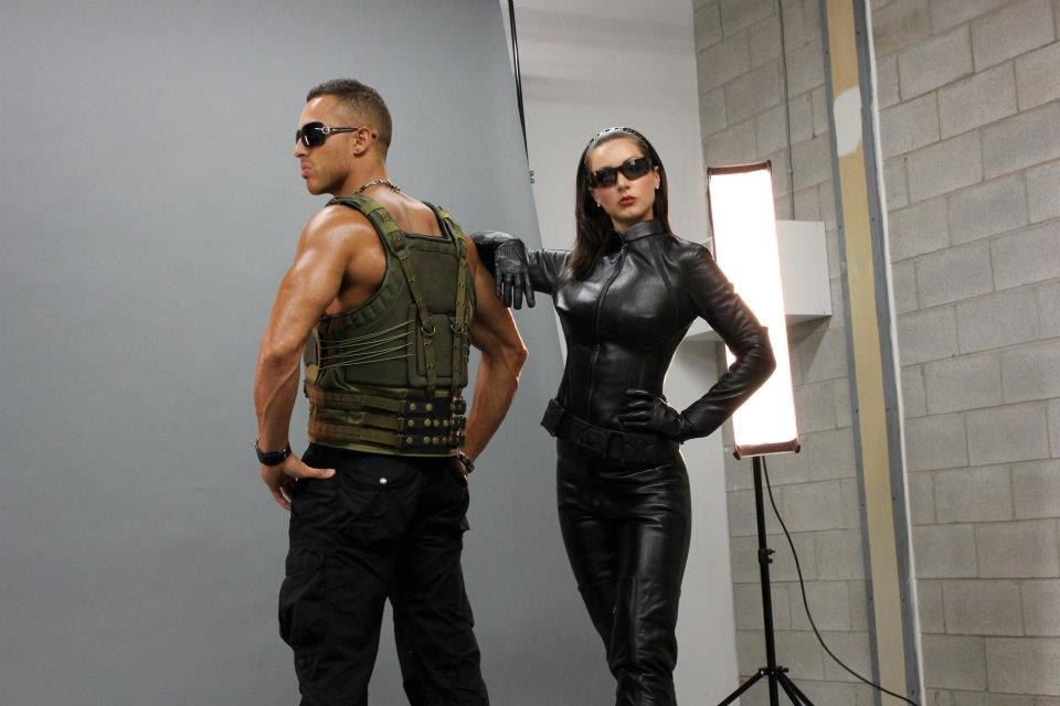 Fashion and Action: UD Replicas DKR Catwoman Super Stylish ...