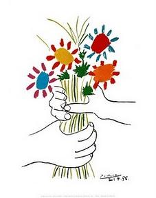 """Evento """" Ramo Original """" Picasso_-_ramo_de_flores"""