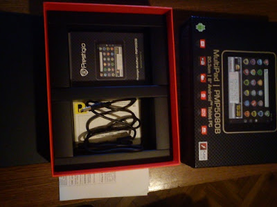 Prestigio Multipad 5080 Pro Tablet PC Box