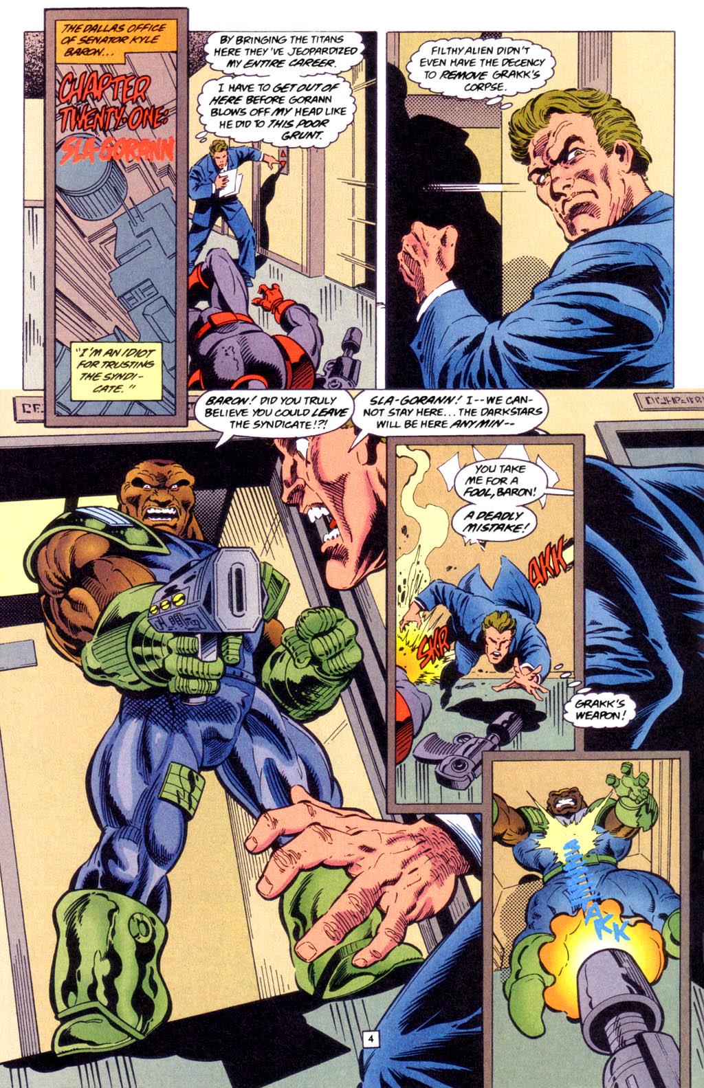 Deathstroke (1991) Issue #49 #54 - English 5