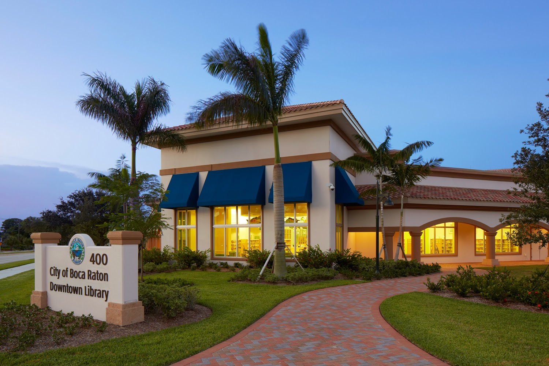 Boca Raton Library