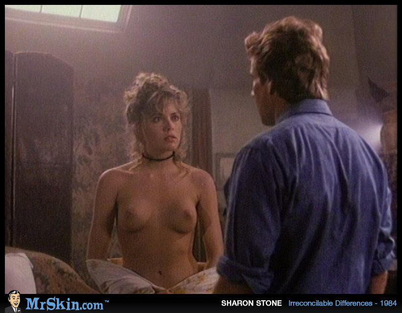 Differences The First Film Contains Scenes With Naked Sharon Stone