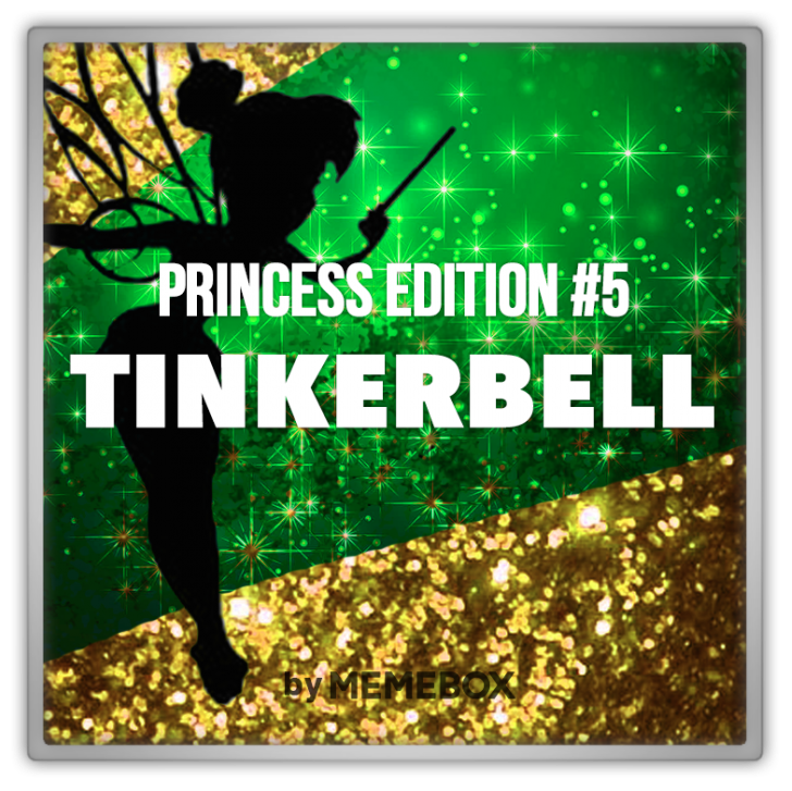 Memebox Superbox Princess Edition #5 Tinkerbell 미미박스 Commercial