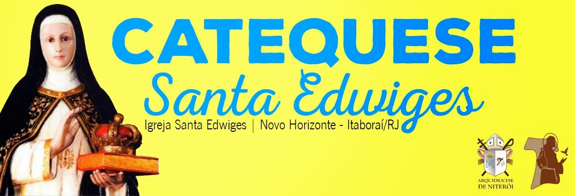 Catequese Santa Edwiges