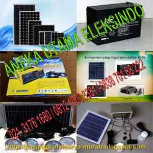 paket panel surya murah