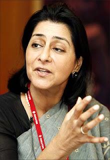 Ms.Naina Lal Kidwai