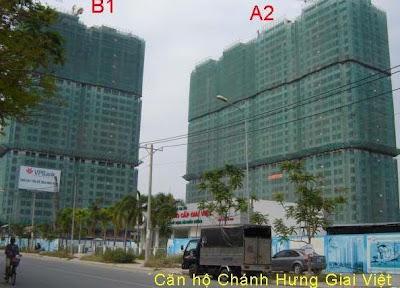 Căn Hộ Giai Việt Block B1, A2
