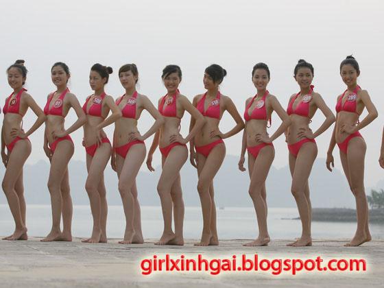 Hoa khôi áo tắm, miss bikini Vietnam, hình ảnh girl xinh bikini 7