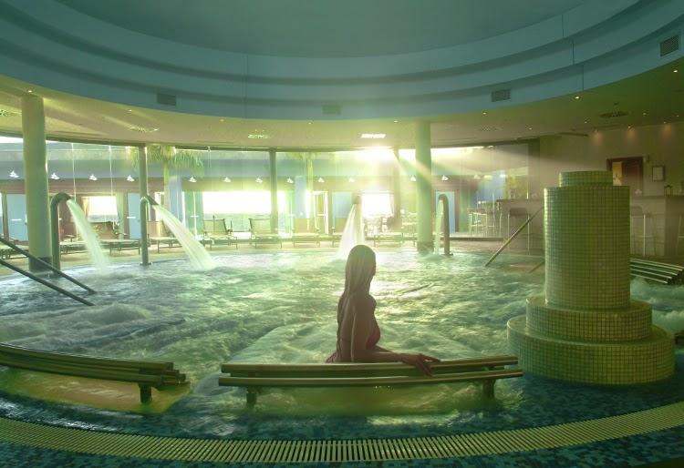 Spa lopesan thalasso villa del conde spa thecoolplan - Villas en gran canaria con piscina ...