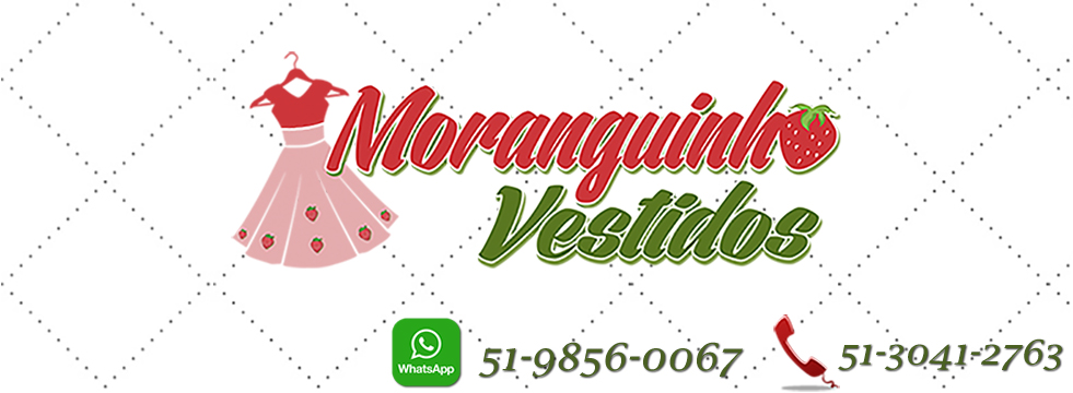 Blog Moranguinho Vestidos