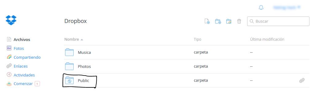 Subir scripts a DropBox tutorial paso a paso