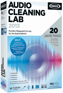Magix Audio Cleaning Lab 2013 v19.0.1.1