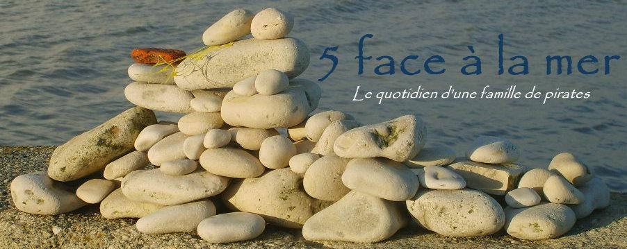 5 face à la mer