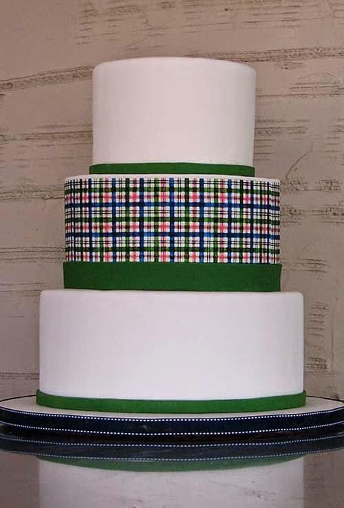 2014 Fall Wedding Cakes Ideas by Carried Away Cuisine