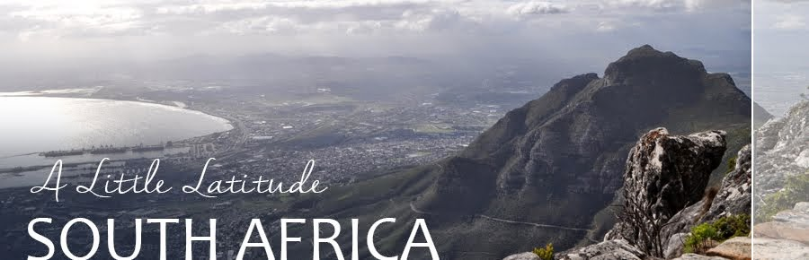 A Little Latitude: South Africa