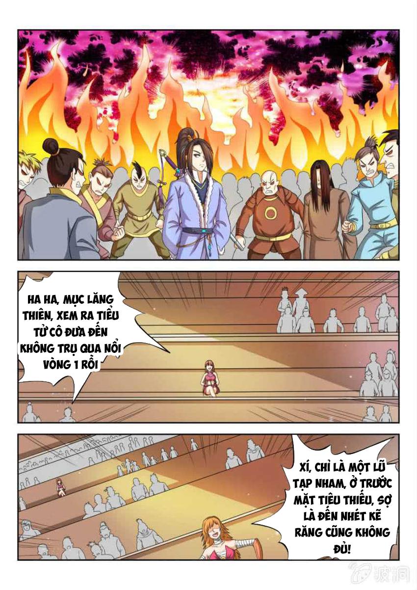 Tuyệt Thế Thần Hoàng - Chap 66