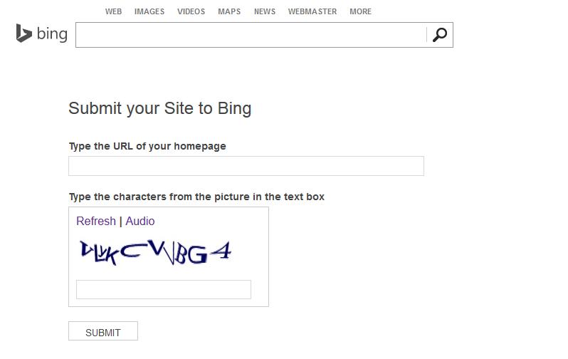 Cara Mendaftarkan URL Blog