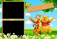 Bonitos marcos Winnie Pooh