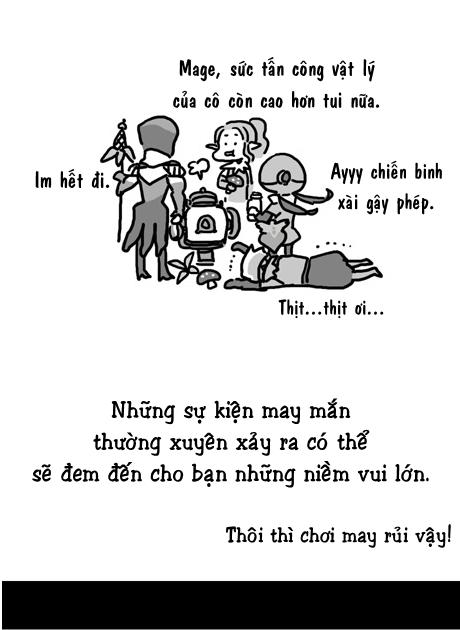 Dragon Nest Random Scribbles chap 11 - Trang 21