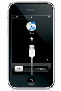 iphone 5S stuck in recovery mode