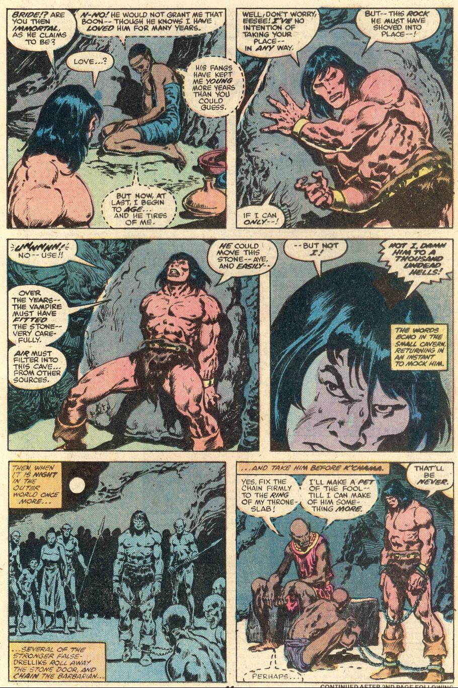 Conan the Barbarian (1970) Issue #103 #115 - English 8