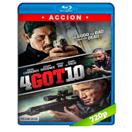 4Got10 (2015) BRRip 720p Audio Dual Latino-Ingles