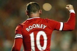Jelang MU vs PSV: Van Gaal Pastikan Rooney & Martial Main