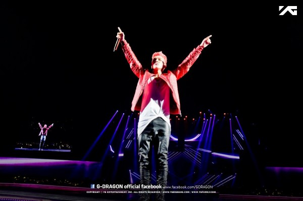 G-Dragon Konser One Of A Kind Di Jepang 05