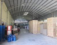 Xưởng sản xuất nhựa