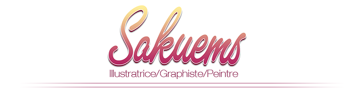 Sakuems Illustratrice/Graphiste/Peintre