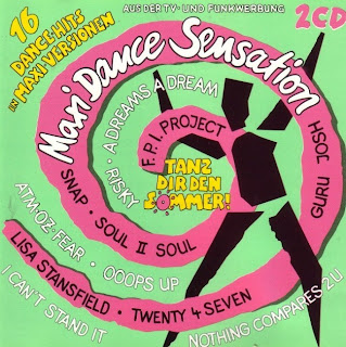 Maxi Dance Sensation vol.1 (1990)