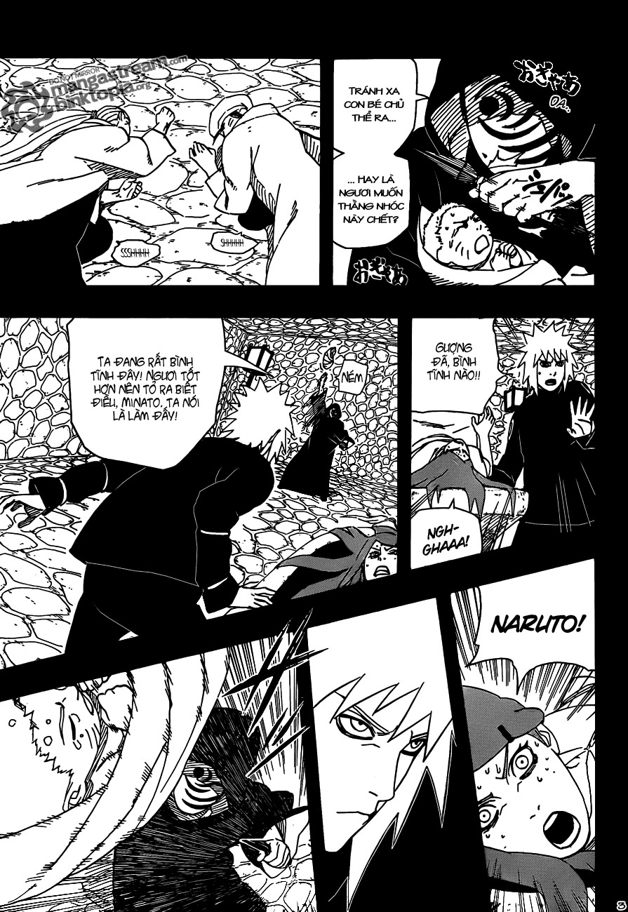 Naruto chap 501 Trang 3 - Mangak.info