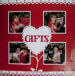 Valentine's Day 2012 - Gifts layout