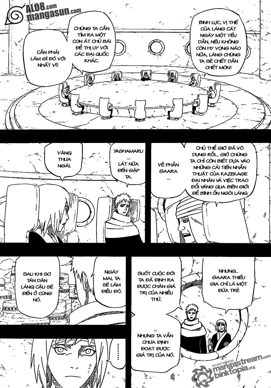 Naruto chap 547 Trang 5 - Mangak.info