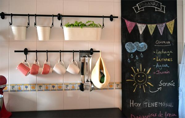 La chica de la casa de caramelo decorando nuestra nueva casa - Cuadros para cocina ikea ...