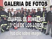 GALERIA DE FOTOS INAUGURACION CUARTEL DE BOMBEROS LOS LOROS