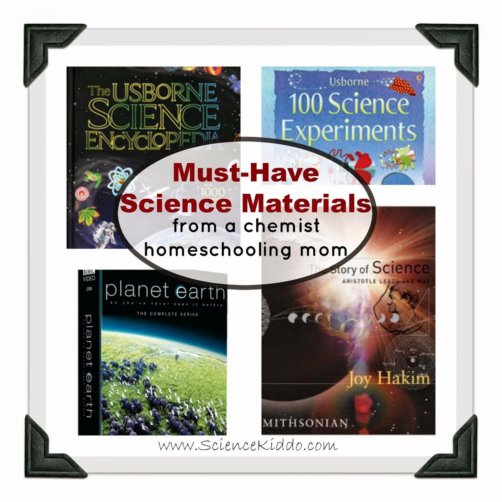 4 Must-Have Science Materials Every Family Needs to Own