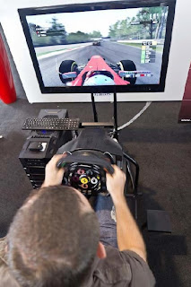 Fernando Alonso y Felipe Masa volante F1 Ferrari