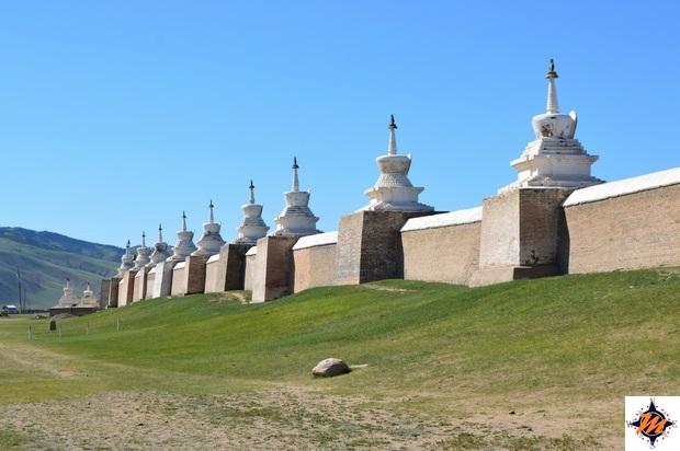 Karakorum, Erdene Zuu Khiid