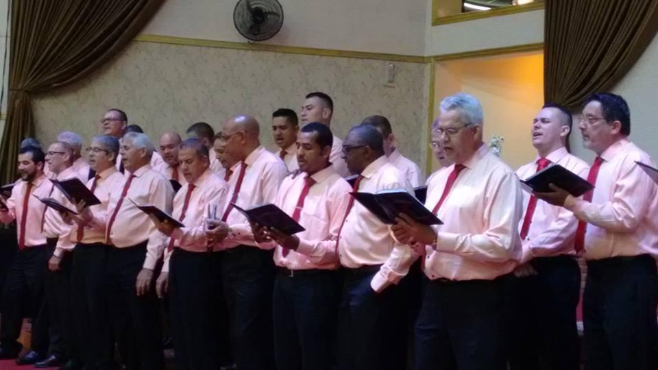 Congresso de Varões - 15/10/2016 - IEAB Arapuá