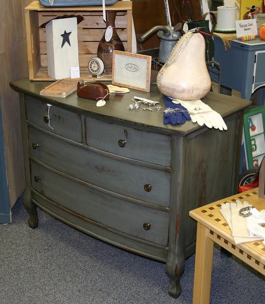 Grey Antique Distressed Furniture