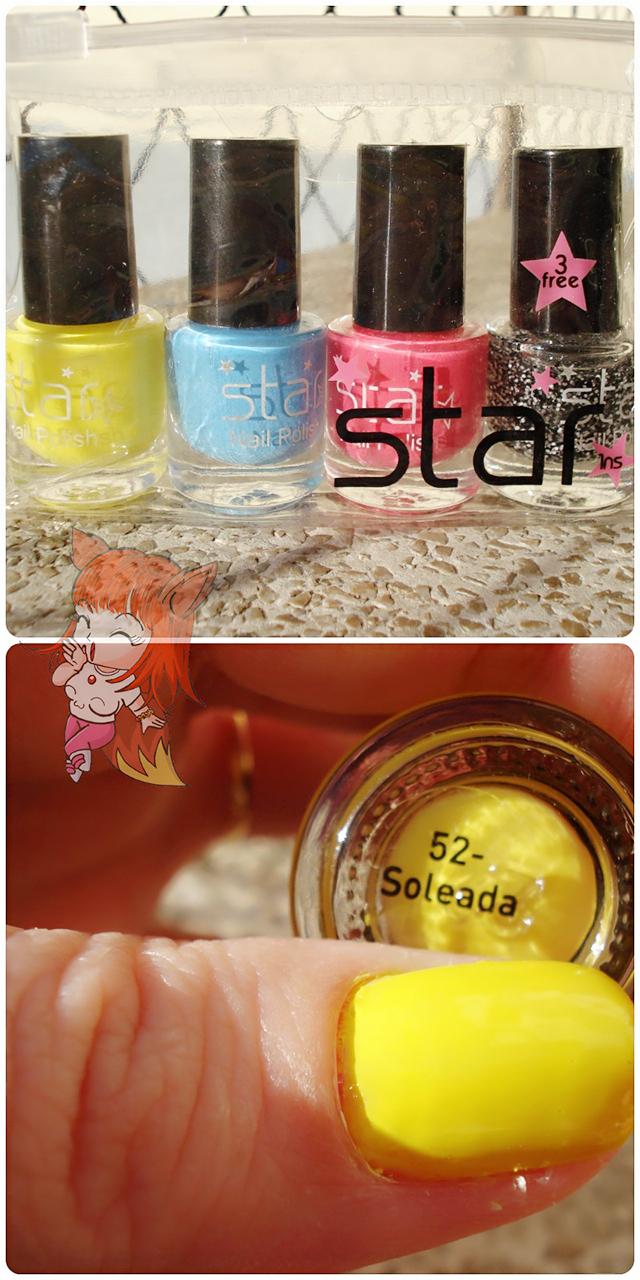 Esmaltes Kit Travel Star - Amarelo Soleada :: Resenha
