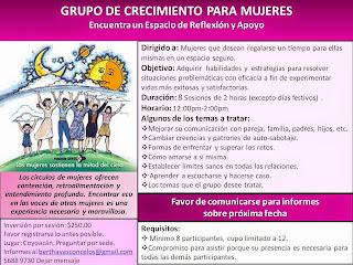 Grupo para Mujeres