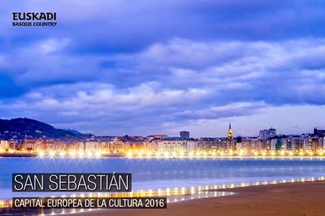 DONOSTIA CAPITAL EUROPEA DE LA CULTURA 2016