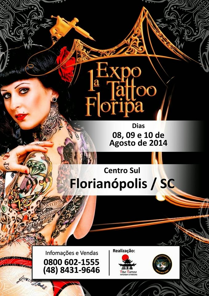 EXPO TATTOO FLORIPA