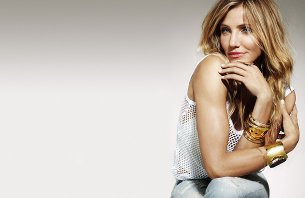 cameron diaz cosmopolitan 2011. The beautiful Cameron Diaz is